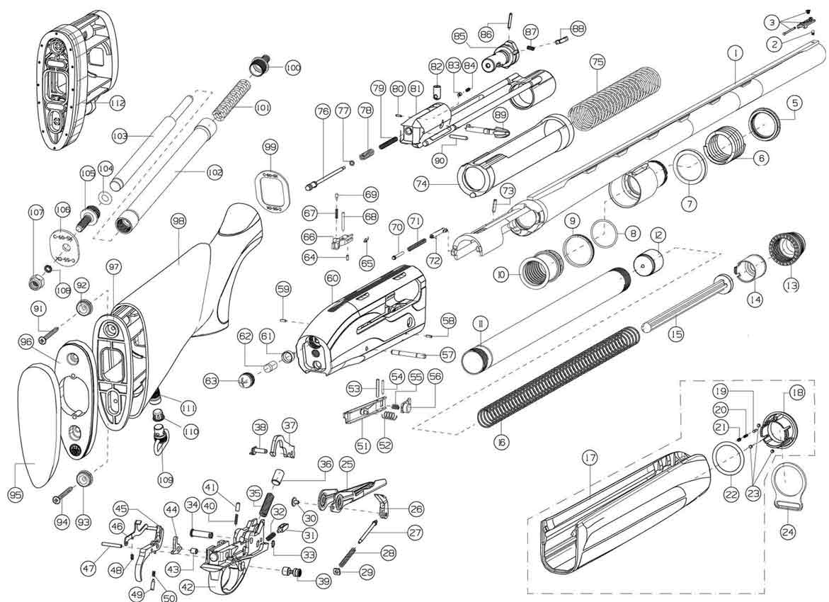 shotgunworld com  u2022 need  good  diagram of xtrema2